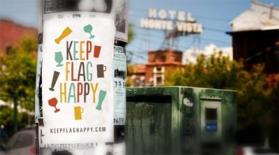 Keep Flag Happy