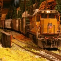 Flagstaff Model Railroad Club Grand Reopening