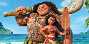 Movies on the Square: Moana