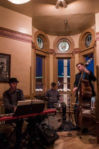 Zane Grey's Jazz Trio