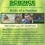 Science Saturday: Birds of a Feather