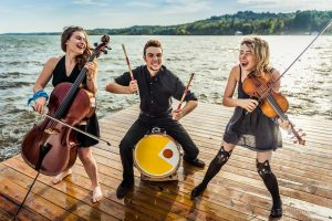 The Accidentals with Jake Allen