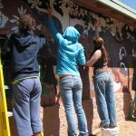 Mural Painting Party