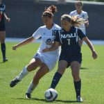 NAU Women's Soccer vs. Pacific