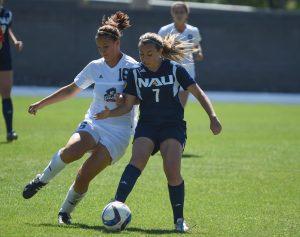 NAU Women's Soccer vs. North Dakota