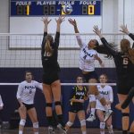 NAU Women's Volleyball vs. Eastern Washington