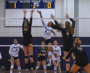NAU Women's Volleyball vs. Northern Colorado