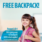 CellularOne Backpack Giveaway