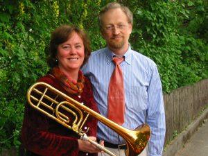 Abbie Conant and William Osborne