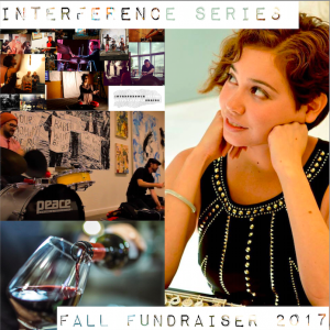 Interference Series Fall Fundraiser