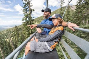 Scenic Chairlift Rides at Arizona Snowbowl
