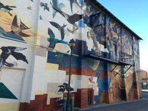 Flagstaff Walks! Mural Walk