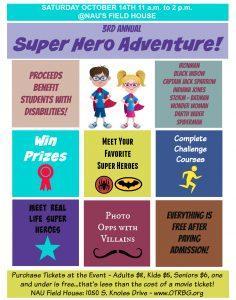 Super Hero Adventure
