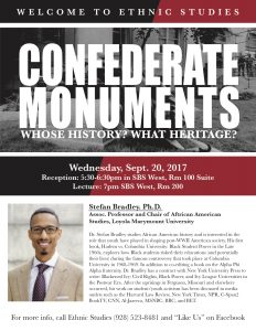 Confederate Monuments: Whose History? What Heritage?