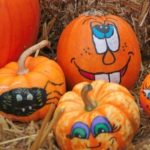 Creative Kids: Painted Pumpkins