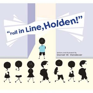 "Tiny Tales: ""Fall in Line, Holden!"""
