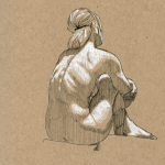 Figure Drawing with Instruction