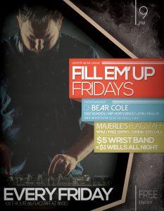 Fill em Up Fridays
