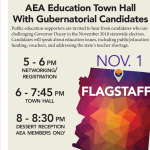 Education Town Hall with AZ Governor Candidates
