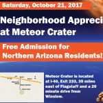 Appreciation Day At Meteor Crater