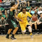 NAU Men's Basketball vs Portland State