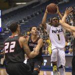 NAU Men's Basketball vs Hampton