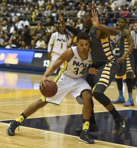 NAU Men's Basketball vs UC Irvine/Rider