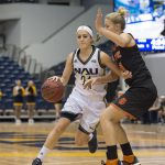 NAU Women's Basketball vs Montana State