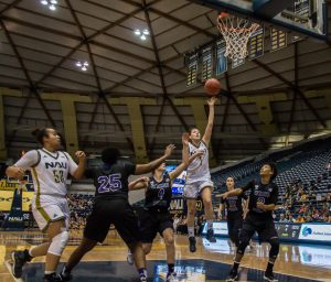 NAU Women's Basketball vs Boise State