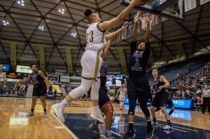 NAU Women's Basketball vs Cal Poly
