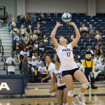 NAU Women's Volleyball vs Portland State