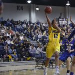 NAU Women's Basketball vs Eastern Washington