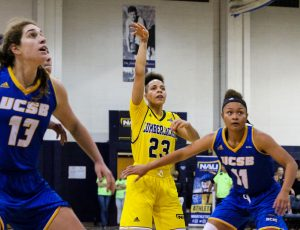 NAU Women's Basketball vs Southern Utah