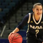 NAU Women's Basketball vs Weber State