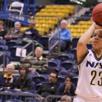 NAU Women's Basketball vs North Dakota
