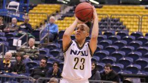 NAU Women's Basketball vs North Dakota
