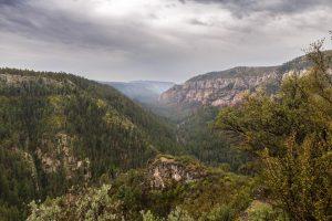 Oak Creek Overlook Vista