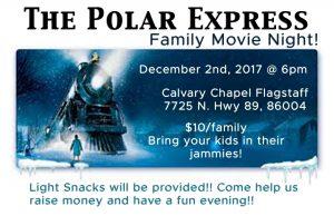 The Polar Express: Family Movie Night Fundraiser