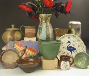 Holiday Pottery Sale