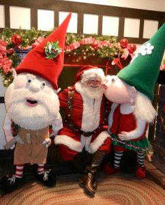 Santa's Arrival Celebration