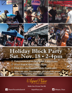 Holiday Block Party at Aspen Place