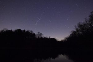Taurids and Leonids Meteor Shower