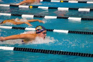 NAU Women's Swim & Dive Vs. Boise State