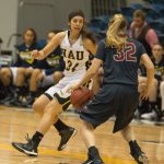 NAU Women's Basketball vs Idaho
