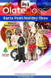 Santa Paws Holiday Show
