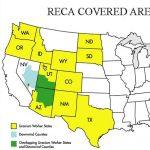 "Radiation Exposure Compensation Act (RECA) ""Downwinders"""
