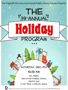 The 39th Annual Holiday Program