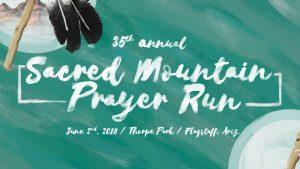 Sacred Mountain Prayer Run