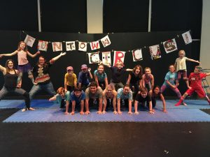 Spring Break Circus Camp @ Coconino Center for the Arts | Flagstaff | Arizona | United States