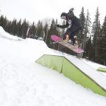 USASA Dew Downtown Rail Jam Series